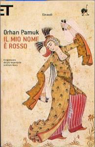 copertina Pamuk - il mio nome è rosso