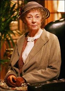 Miss Marple - Geraldine McEwan