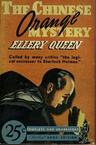 The Chinese Orange Mystery, Ellery Queen, 1940