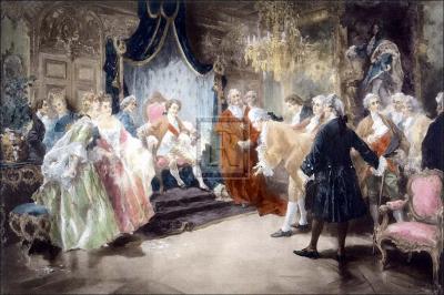 Vincet-de-Paredes-Bolingbroke-taking-leave-of-Louis-XV-108877