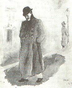 Paul Valéry ritratto